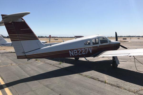 N8227V, Piper Arrow Image (5)